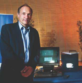 tim berners lee next computer