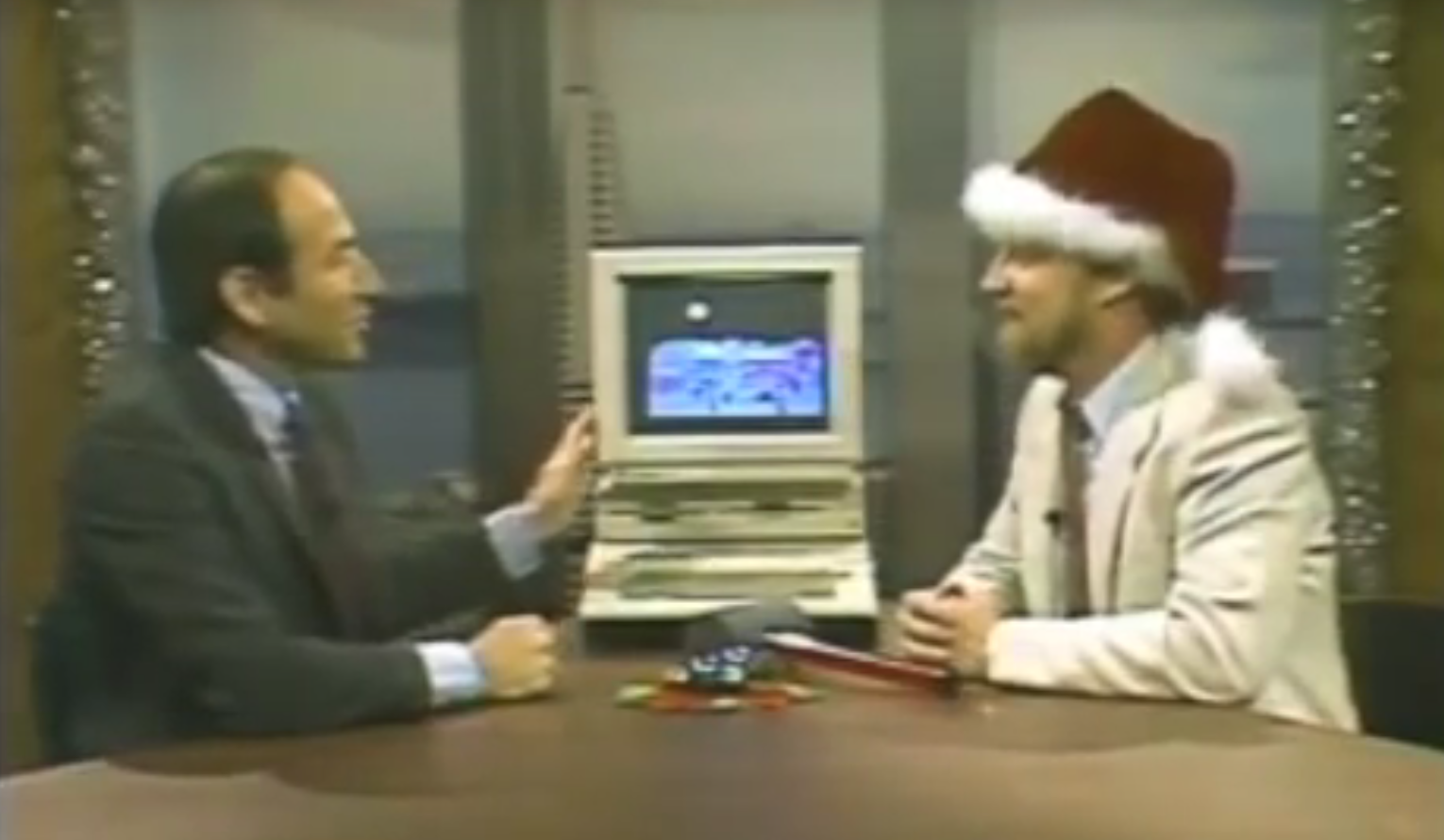 Computer Chronicles Natale 1983